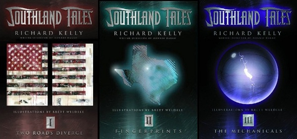 Southland Tales comics Southland Tales